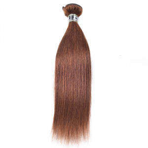 Tissage HH Deep wave couleur: marron miel 20""