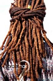 Dreadlocks au crochet