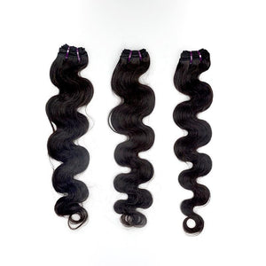 Tissage bresilienne body wave - cheveux 100% naturels