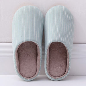 Warm Home Slippers Unisex Fluffy Fur Slippers