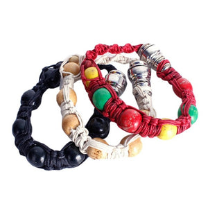 Portable Metal Bracelet Smoking Pipe Herb Weed