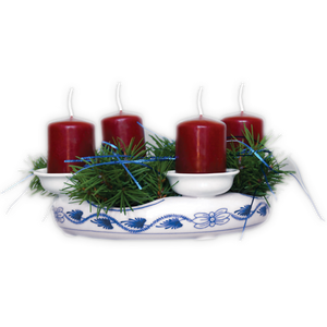 Advent Candle Holder
