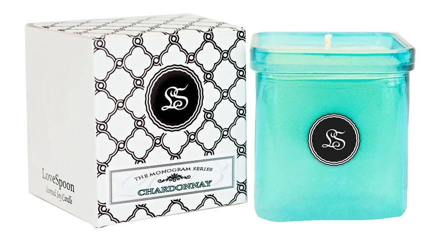 CHARDONNAY SCENTED SOY CANDLE