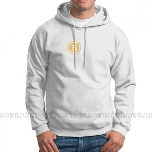 Popular Hoodie Men Fork This Bitcoin Crypto Currency Cotton Hooded Sweatshirt Classic Hoodie Shirt