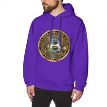 Load image into Gallery viewer, 2018 New Arrival Bitcoin Crypto Long Sleeve Popular Top Design For Male
