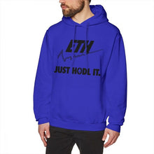 Load image into Gallery viewer, High-Q Unisex Ethereum Bitcoin Just HODL It Sweatshirt 3D Print Hot sale  O-neck Popular Hoodies