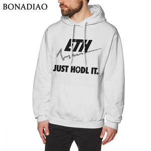 High-Q Unisex Ethereum Bitcoin Just HODL It Sweatshirt 3D Print Hot sale  O-neck Popular Hoodies