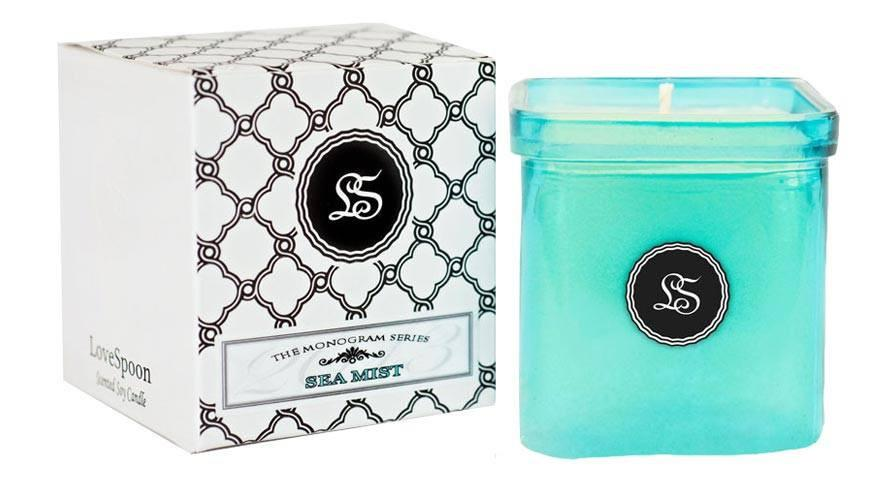 SEA MIST SOY CANDLE