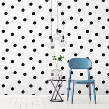 Load image into Gallery viewer, Customise Colour: Polka Dot Wallpaper