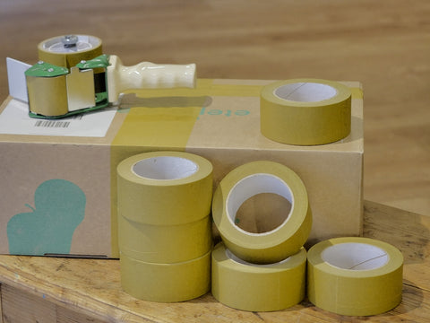 Pack-Band papier Paket Tape