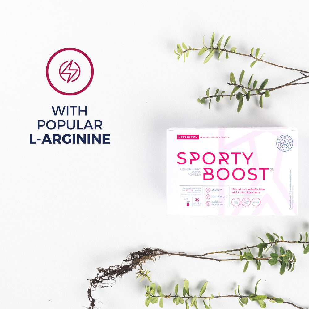 SPORTY BOOST® Recovery