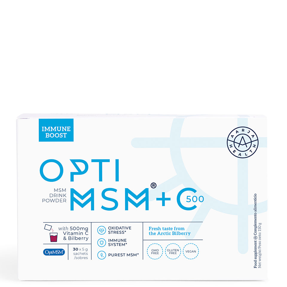 OPTIMSM®+C with Bilberry