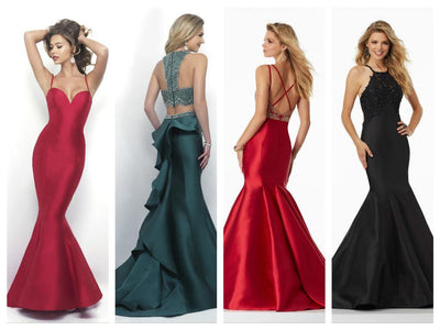 Hottest Trends in Debs Dresses for 2017