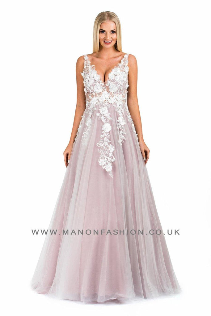 M4002 - Elliott Chambers    - Bridal -  Debs Dresses -  Communion dresses