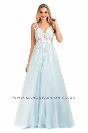 M4002pb - Elliott Chambers    - Bridal -  Debs Dresses -  Communion dresses