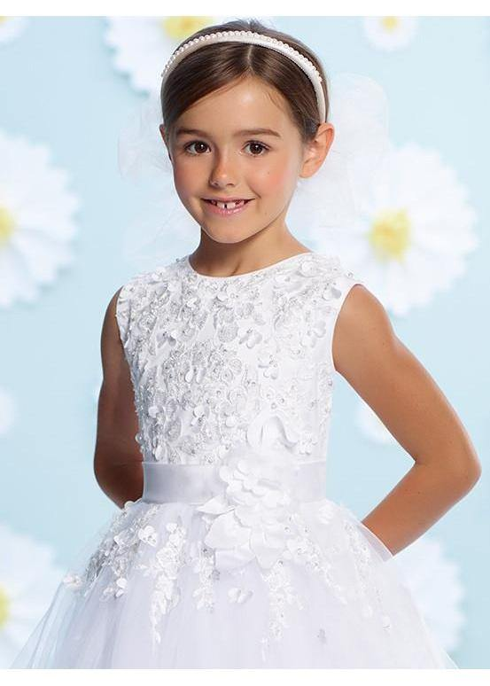 Joan Calabrese Communion Dress 116364 -€455