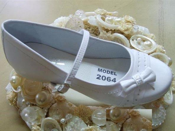 Communion Shoes Style 2064 €40 - Elliott Chambers    - Bridal -  Debs Dresses -  Communion dresses