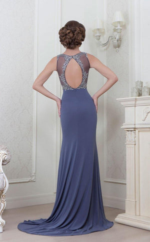 GC3223 Navy - Elliott Chambers    - Bridal -  Debs Dresses -  Communion dresses