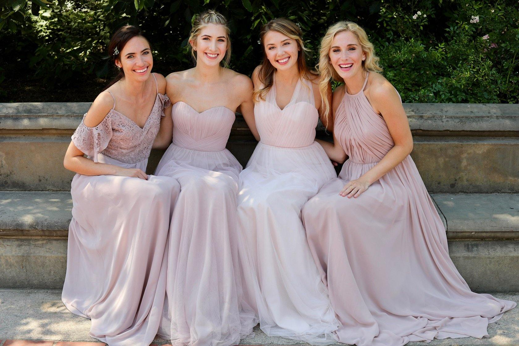 Theia Bridesmaids - Elliott Chambers    - Bridal -  Debs Dresses -  Communion dresses