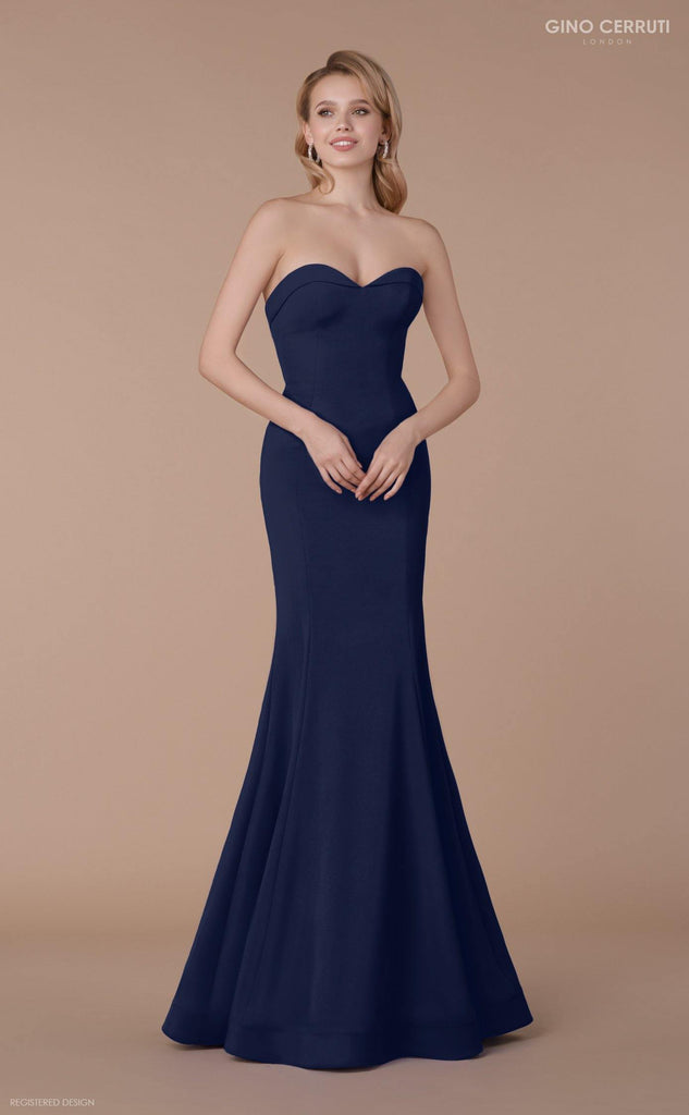 GC Strapless Black - Elliott Chambers    - Bridal -  Debs Dresses -  Communion dresses