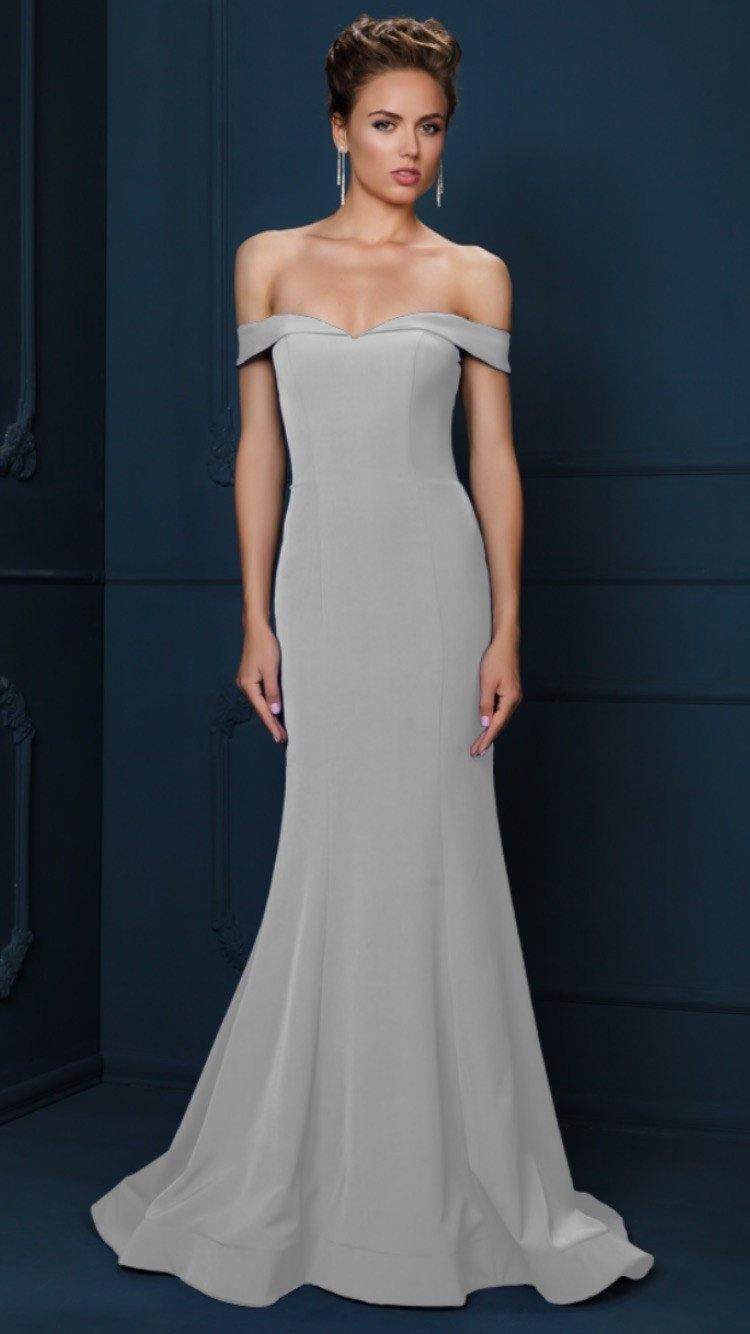GC1539 Black - Elliott Chambers    - Bridal -  Debs Dresses -  Communion dresses