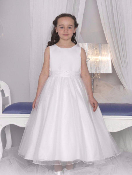 Communion Dress Style Kimberly - Elliott Chambers    - Bridal -  Debs Dresses -  Communion dresses