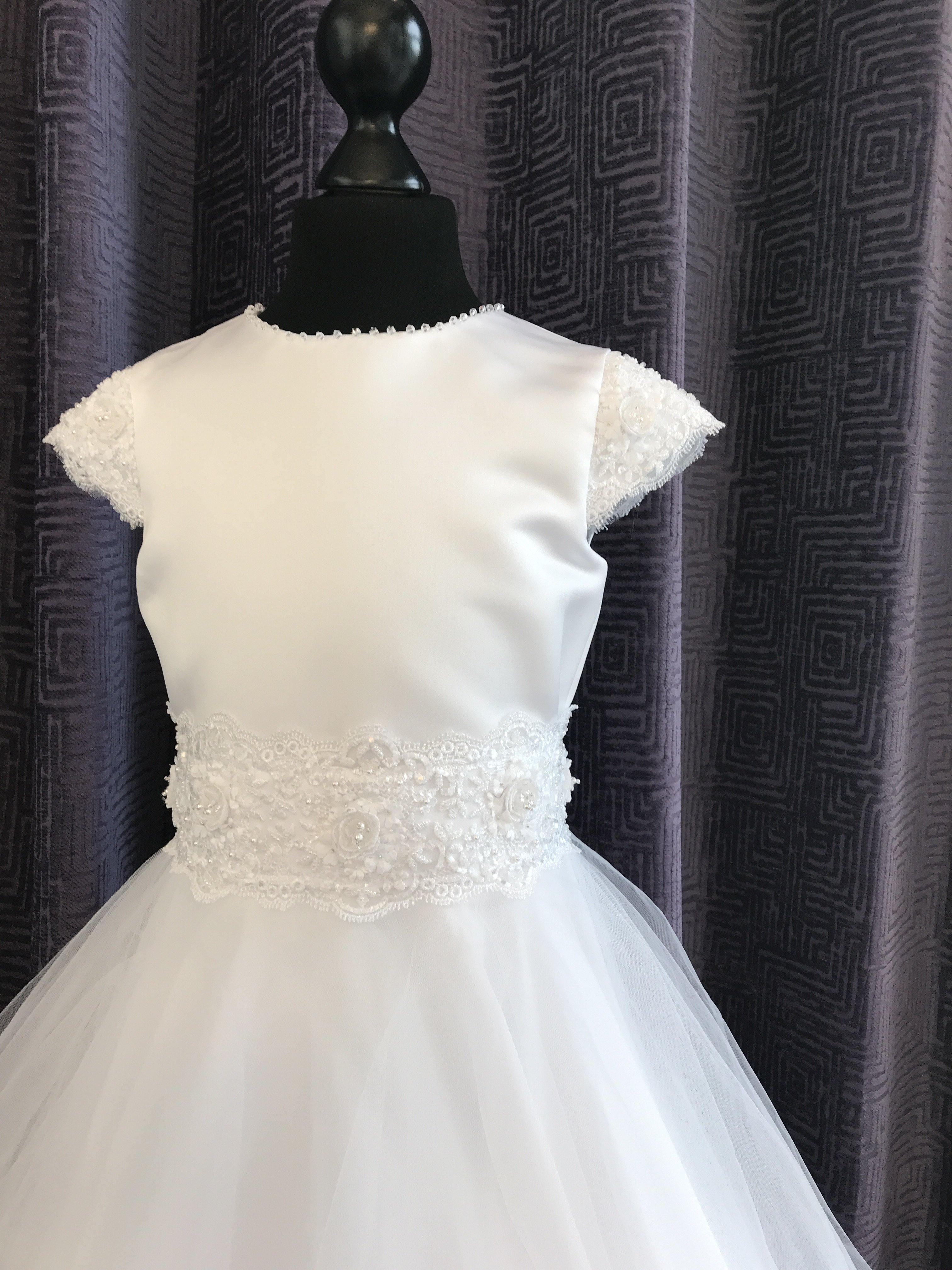 EC7095bs - Elliott Chambers    - Bridal -  Debs Dresses -  Communion dresses