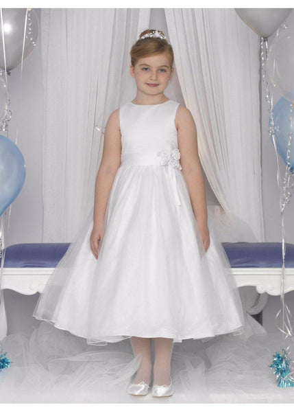 Communion Dress Style Robyn - Elliott Chambers    - Bridal -  Debs Dresses -  Communion dresses