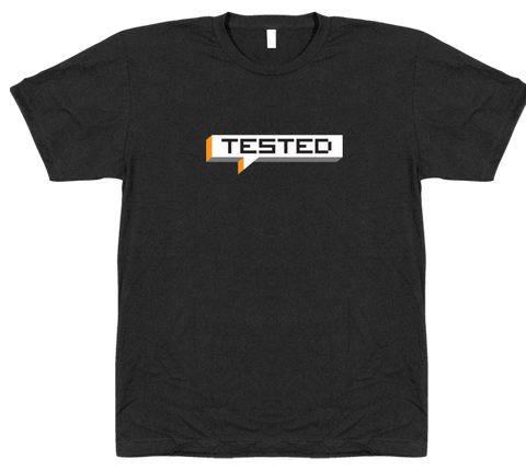 Tested Logo Shirt