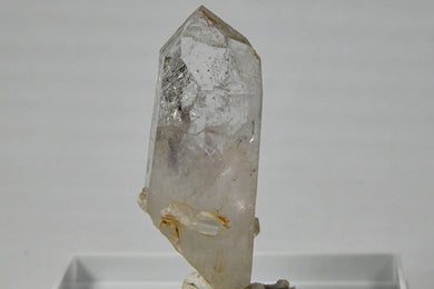 Natural Brandberg Quartz Crystal, very clear