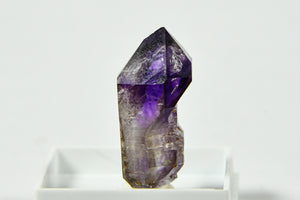 Natural Amethyst Brandberg Crystal, Sharp Points