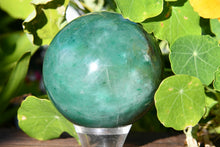 Load image into Gallery viewer, Polished Swazi Jade Ball