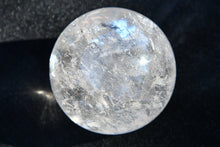 Load image into Gallery viewer, Polished Quartz Crystal Ball