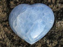 Load image into Gallery viewer, Polished Blue Calcite Heart