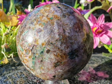 Load image into Gallery viewer, Polished Rare Matrix Salrose Ball.