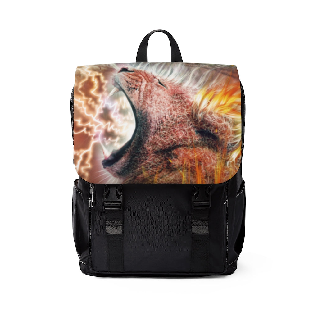 Hear Me Roar (Backpack)