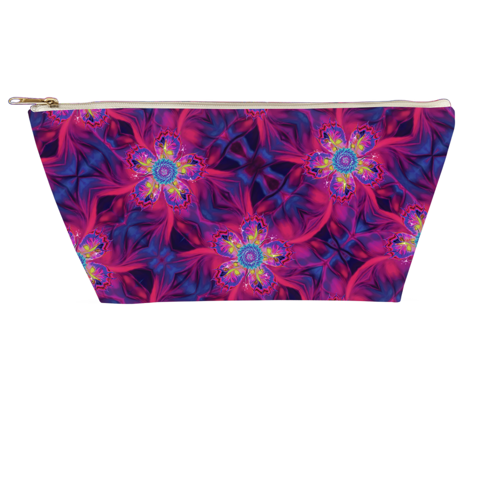 Dancing Star Flowers (Accessory Pouch)