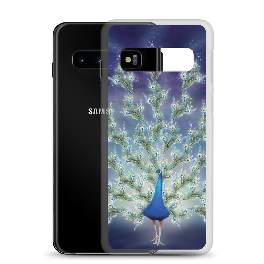 Phantom Peacock (Samsung Case)