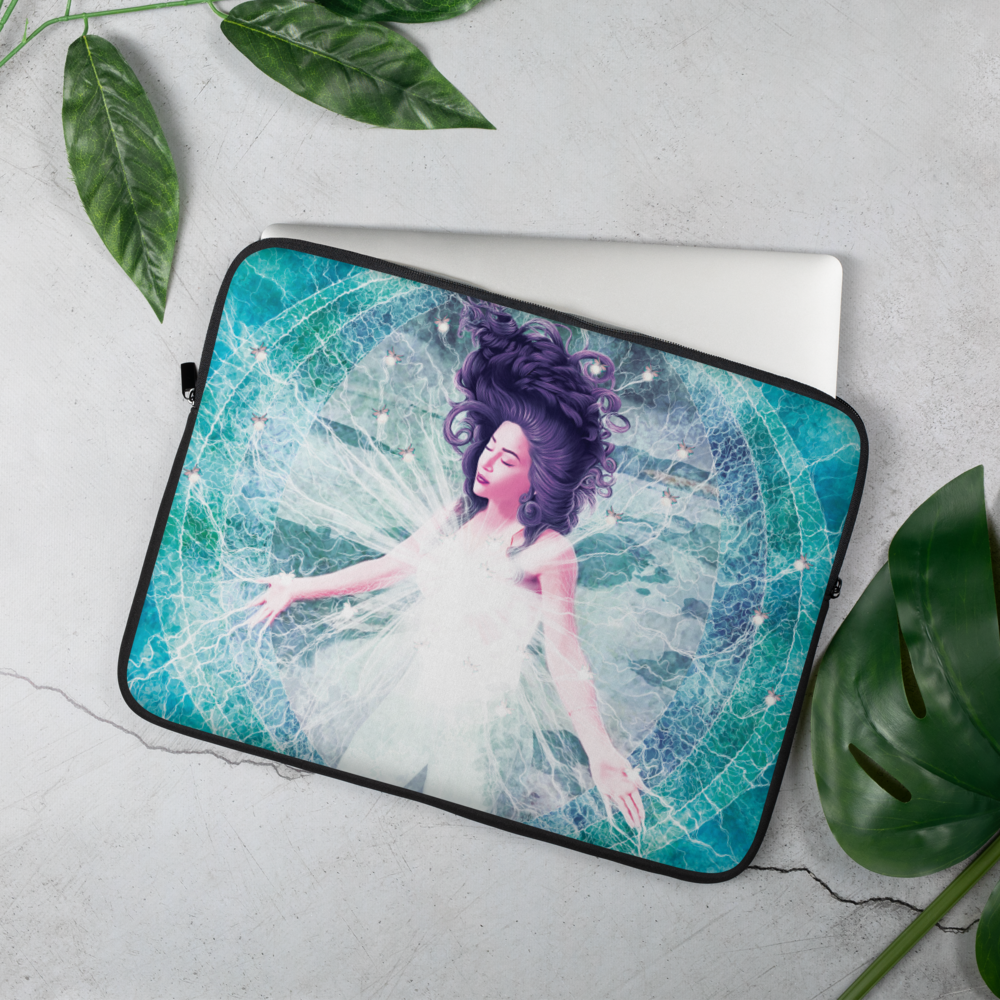 Electric Love (Laptop Sleeve)