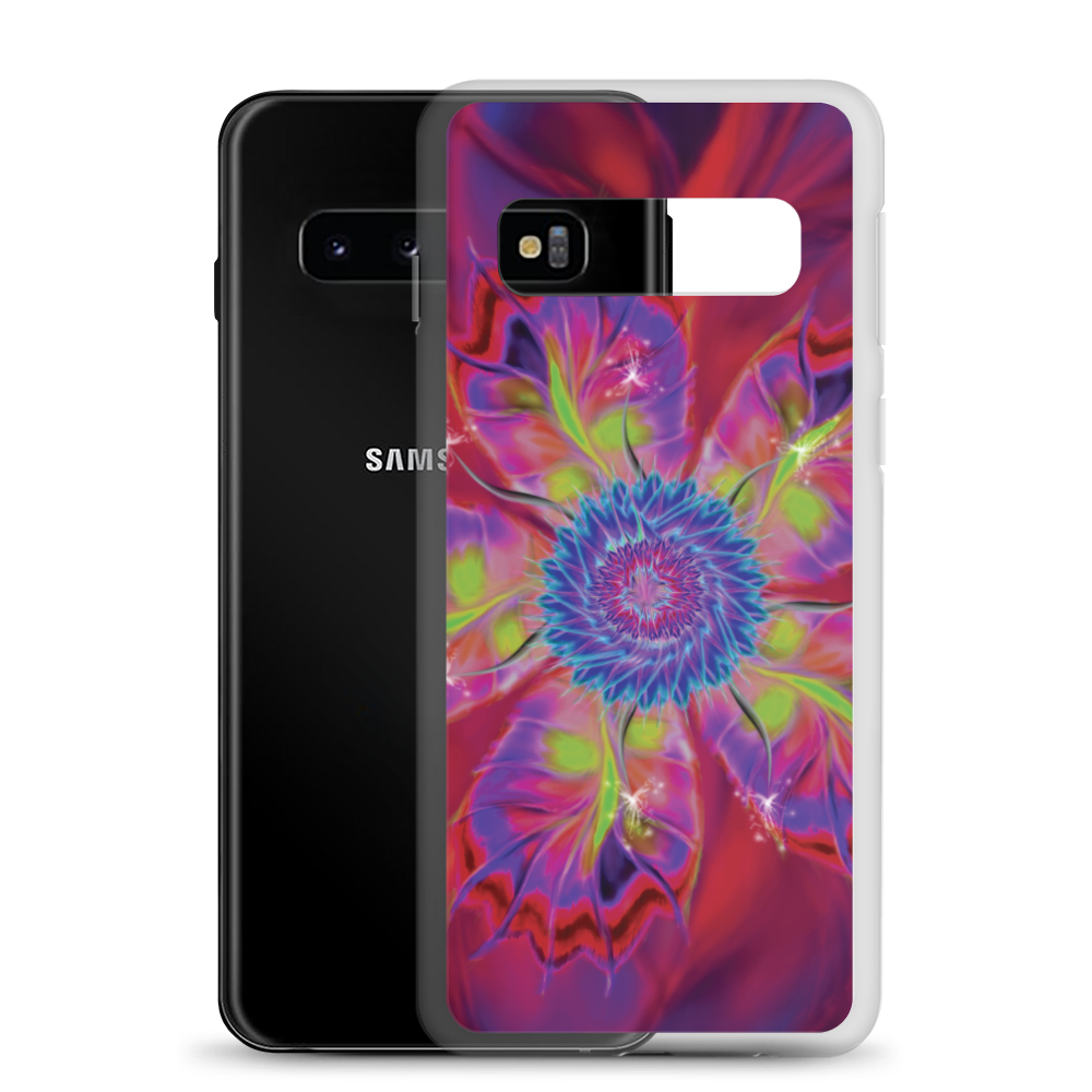 Dancing Star Flower (Samsung Case)