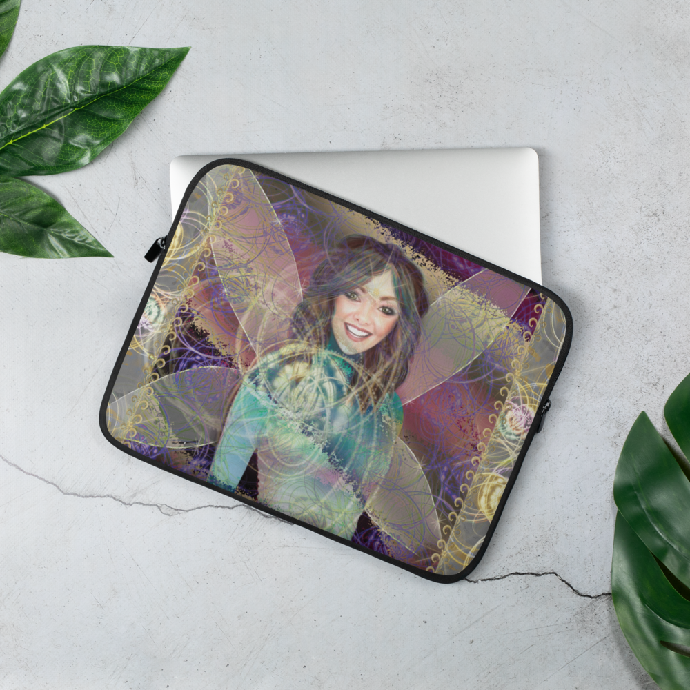 Enchanted Fairy (Laptop Sleeve)