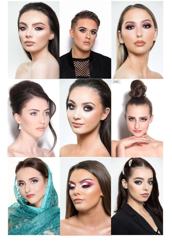 VanityX full time itec makeup diploma course at our dublin makeup academy