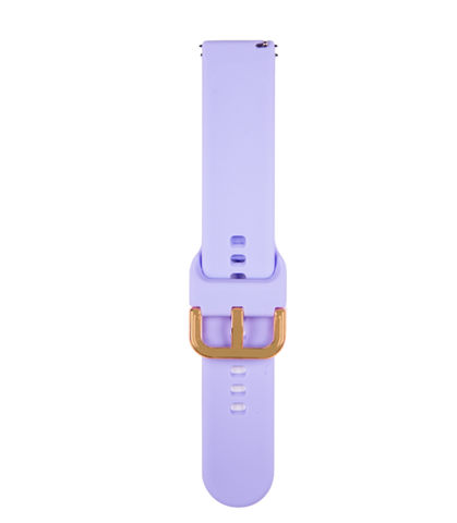 Lavender Silicon 20MM Band