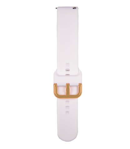 Ghost White 20MM NDUR Smartwatch band