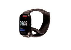 ghost black ndur smartwatch for iphone and android phones cheap smartwatches under $100 bluetooth smartwatch