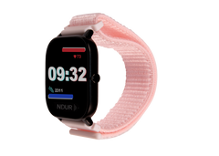 Light pink ndur bluetooth smartwatch new bluetooth. Smartwatch compatible with both iphone and android devices cheap smartwatch Ndur
