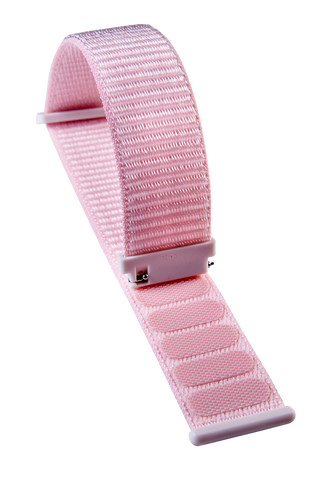 light pink ndur smartwatch 20MM band for iphone and android phones cheap smartwatches under $100
