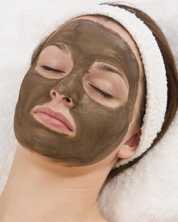 Home-made Multani Mitti Face Packs for Dry Skin