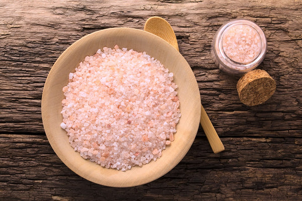 PINK HIMALAYAN SALT - THE BELOVED INGREDIENT EMBRACED BY BEAUTY INDUSTRY