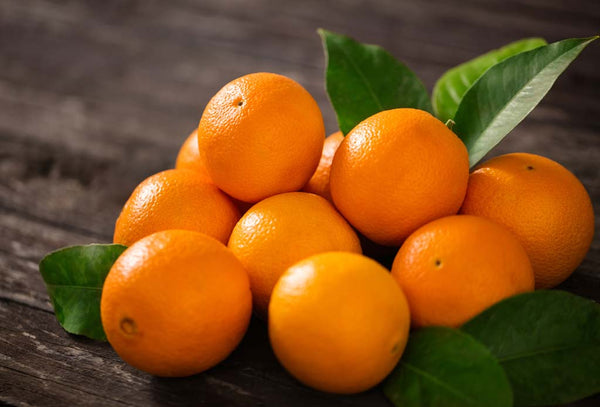 6 Benefits Of Orange